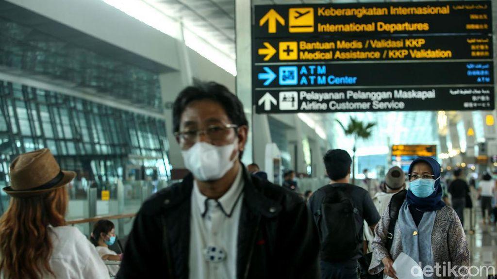 Menhub Luncurkan Gerakan Bangga Buatan RI, Produk UMKM Dijual di Bandara