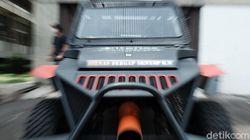 Ini Dia Mobil Militer Bertenaga Listrik Karya Anak Bangsa