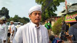 Ketua PA 212 Klaim Soetta Ogah Kerusakan Bandara Diganti Rugi HRS