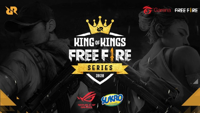 King of King Free Fire Series 2020