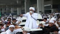 Beredar Foto Anies Jenguk Habib Rizieq di RS, FPI: Editan Orang Sakit Jiwa!
