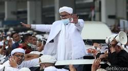 Lulus Disertasi dari Rutan, Habib Rizieq Angkat Topi ke Polri-Kejaksaan