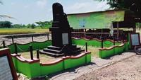 Monumen Ganesha yang berdiri di Kabupaten Klaten, Jawa Tengah, menjadi tanda bersejarah gugurnya lima pelajar pejuang kemerdekaan Indonesia.