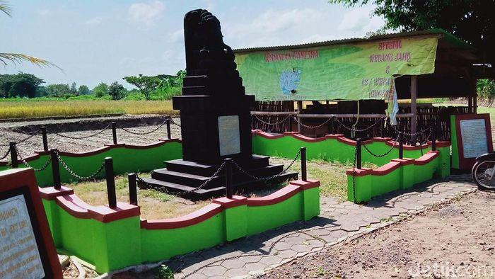 Monumen Ganesha jadi tanda bersejarah gugurnya lima pelajar pejuang kemerdekaan Indonesia. Monumen itu berada di kawasan Klaten, Jawa Tengah.