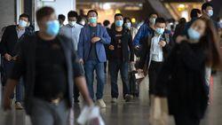 Corona Melonjak, China Batasi Perjalanan ke Luar Negeri
