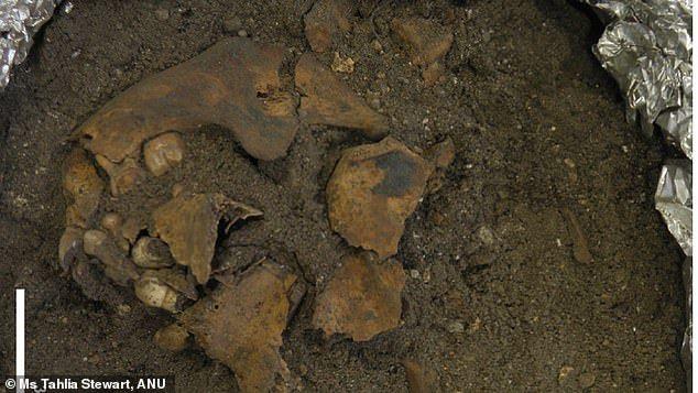 Pemakaman Anak Kuno