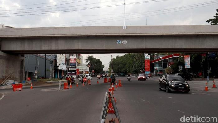 Pembangunan flyover Jalan Jakarta-Supratman, Bandung, terus dikebut. Flyover itu ditargetkan rampung pada akhir tahun 2020.