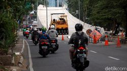 Oded Sebut Flyover Jalan Jakarta-Supratman Bandung Segera Diuji Coba
