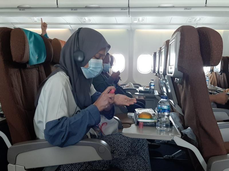 Pengalaman Terbang ke Bali di Masa Pandemi