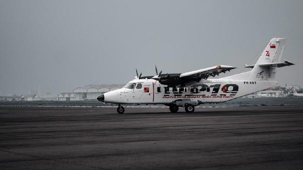 Ada 11 negara yang telah memesan pesawat dari Indonesia atau PTDI.