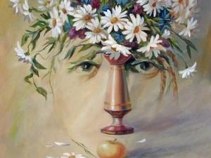 Tes Kepribadian: Gambar Wajah Wanita atau Vas Bunga yang Pertama Dilihat?