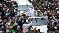Pulang ke Indonesia, Habib Rizieq Akan Jenguk Bahar bin Smith?