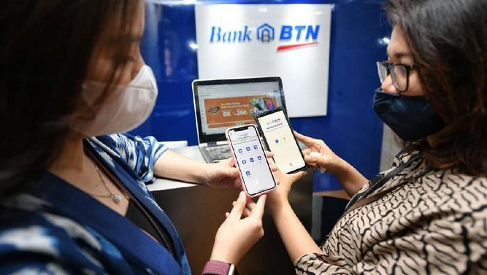 Transaksi Mobile Banking BTN Meningkat Pesat