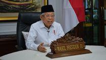 Buka Rakernas REI, Maruf Amin Pesan Ini ke Pengembang