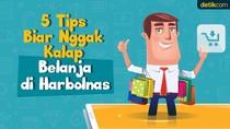 5 Tips Biar Nggak Kalap Belanja di Harbolnas