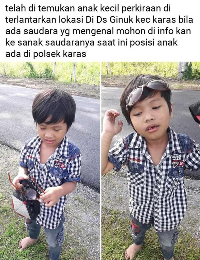 anak hilang