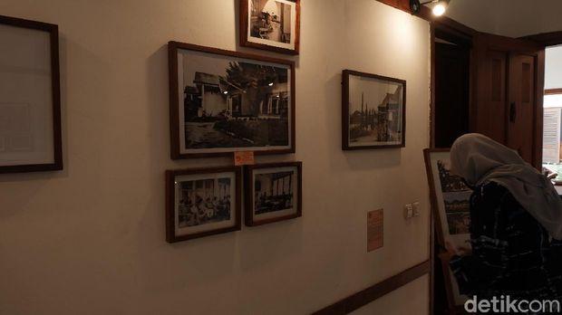 Pameran foto Bandung zaman dulu.