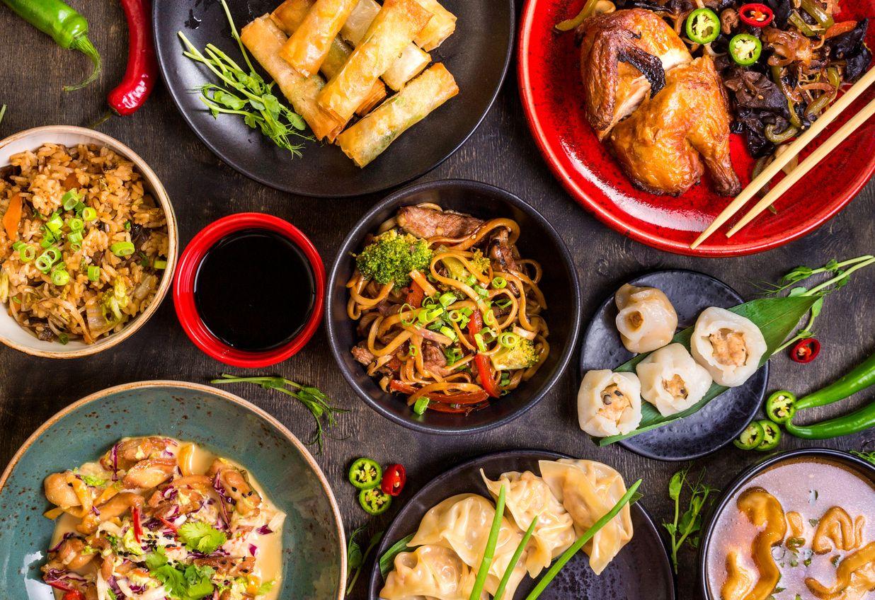 Fakta Hidangan China