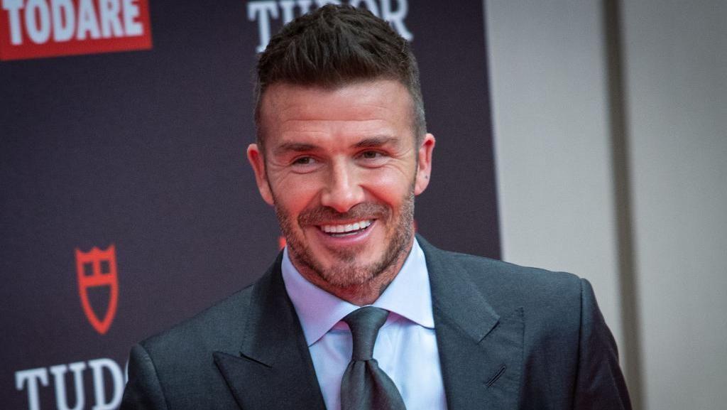Ketika David Beckham Ucapkan Selamat Lebaran dengan Bahasa Indonesia