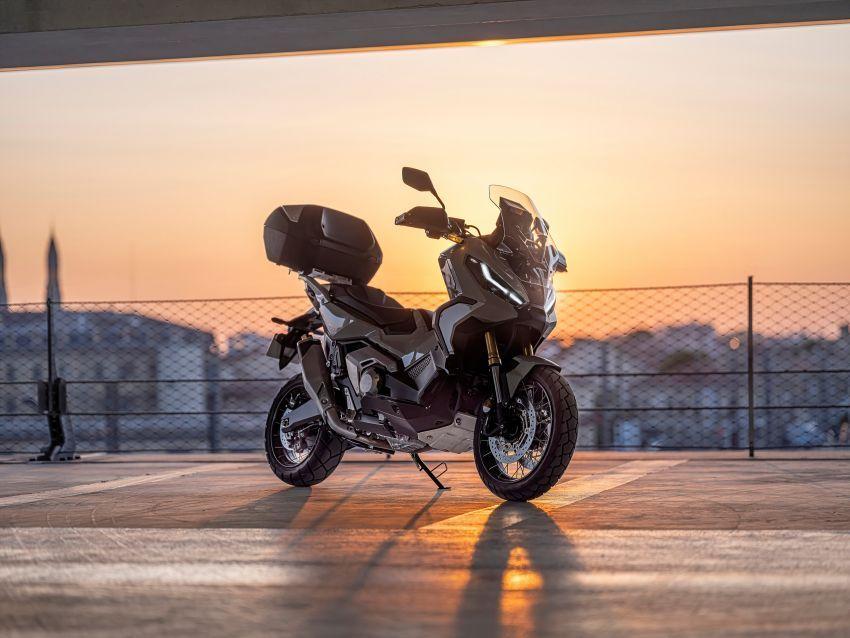 Honda X-ADV Model 2021