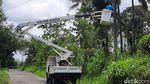Jalur Evakuasi Warga Lereng Merapi Diperbaiki