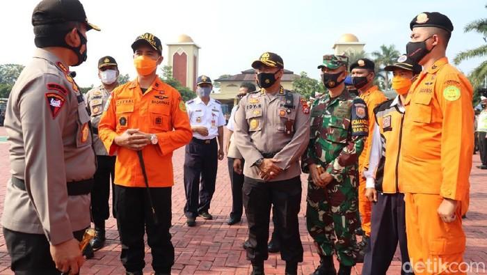 Kapolda Banten Irjen Fiandar soal bencana di banten