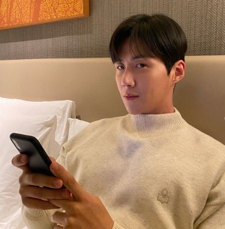 kim seon ho start up