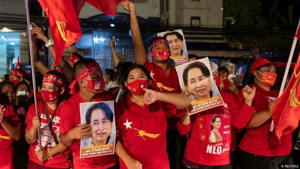 Kisah Caleg Muslim yang Menang Pemilu Legislatif di Myanmar