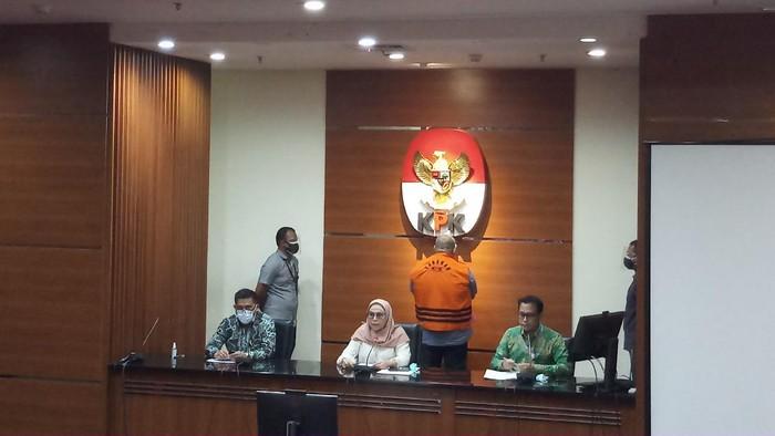 KPK Tetapkan Eks Anggota DPR F-PPP Irgan Tersangka Baru Kasus Mafia Anggaran
