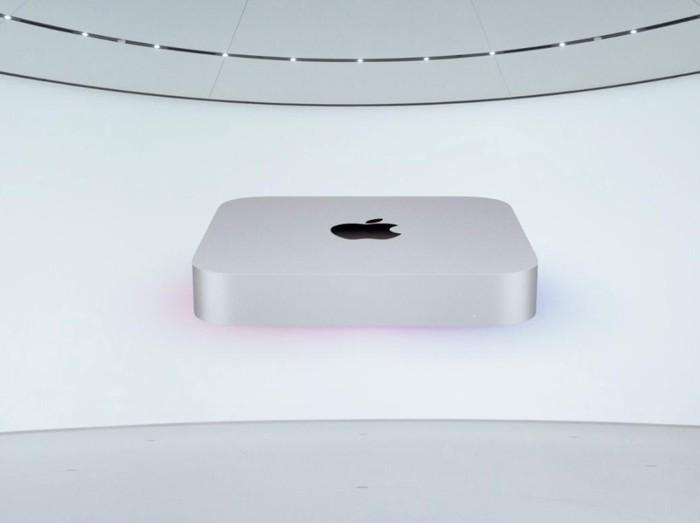 Mac mini baru dengan chip M1