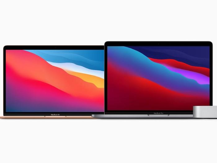 Apple resmi merilis MacBook Air dan MacBook Pro 13 inch. Menariknya kedua perangkat ini menjadi laptop pertama yang ditenagai chipset M1.