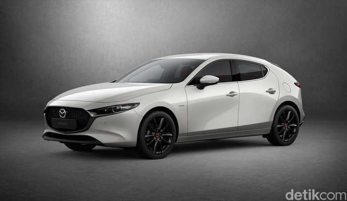 Mazda 3 100th Anniversary Edition