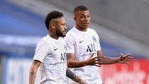 PSG Takkan Memohon-mohon agar Neymar dan Mbappe Bertahan