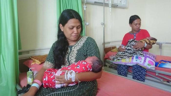 Tujuh Bayi Lahir Tanggal 11.11 di RSUD Trenggalek