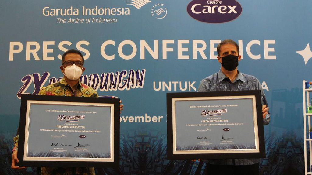 Kenyamanan dan Keamanan Penerbangan di Masa Pandemi