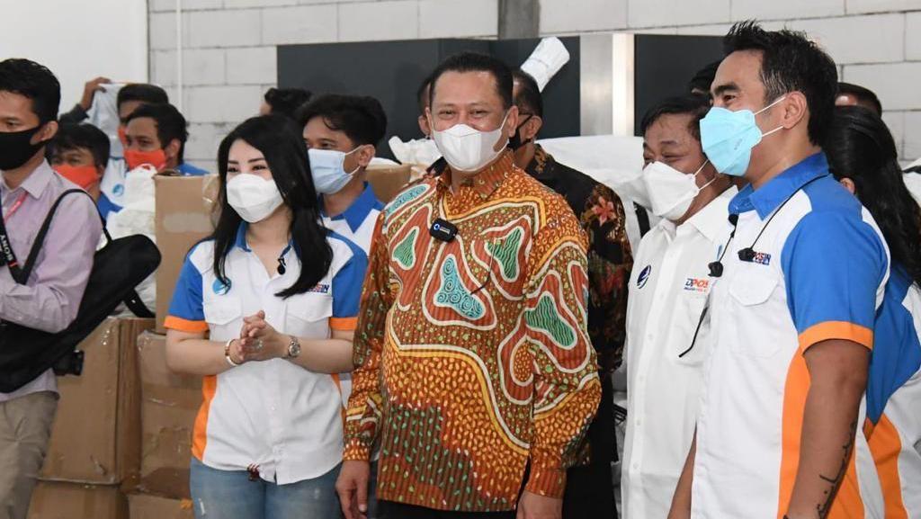 Ketua MPR Dorong Bandara Kertajati Jadi Pusat Logistik E-Commerce