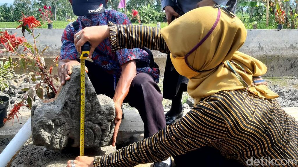 Ada Batuan Candi di Mata Air Semarang, Diduga Dulunya Pedesaan Kuno