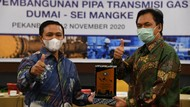 BPH Migas Gelar FGD Bahas Pembangunan Pipa Transmisi Dumai-Sei Mangke