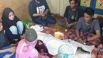 Ini Buaya di Makassar Bikin Heboh yang Diyakini Kembaran Manusia