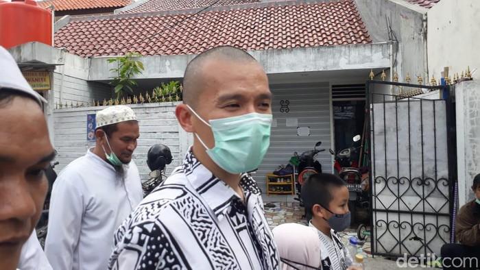Felix Siauw temui Habib Rizieq (Adhyasta/detikcom)