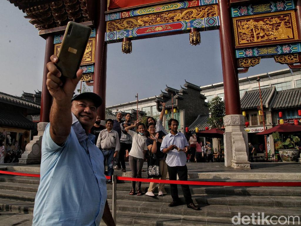 Pantjoran PIK, Nuansa Tiongkok di Jakarta Utara