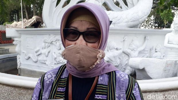 Kepala Dinas Pariwisata Kabupaten Semarang Dewi Pramuningsih