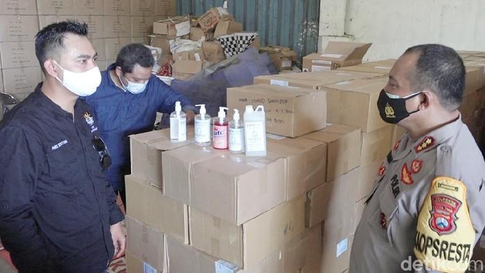 Logistik Pemilu Sudah Diterima KPU Banyuwangi
