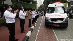 Tanggal 12 November diperingati sebagai Hari Kesehatan Nasional. Kemenkes pun ajak masyarakat untuk memperingatinya dengan gerakan tepuk tangan selama 56 detik.