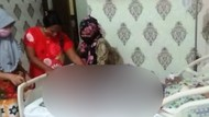 Viral Wanita Diabaikan Gegara Corona-Lahiran Sendiri, RS Sibolga Buka Suara