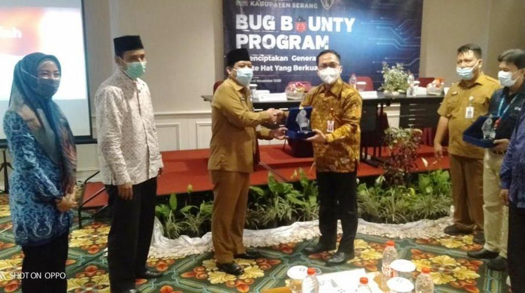 Pemkab Serang Gelar Bug Bounty Program Amankan SPBE
