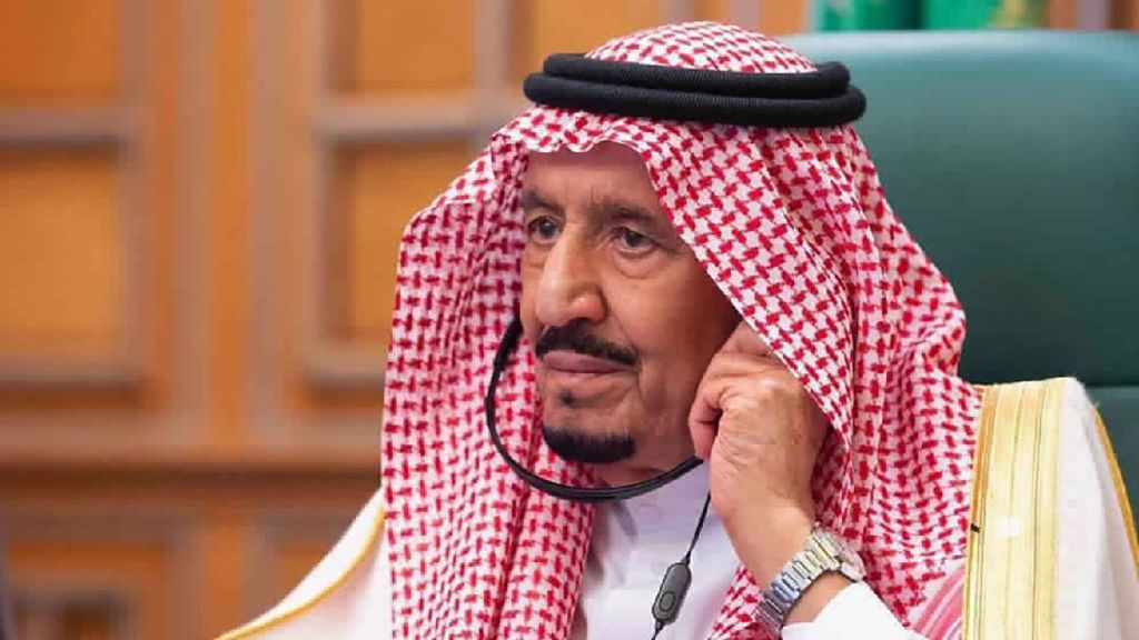 Joe Biden Telepon Raja Salman, Singgung soal HAM-Supremasi Hukum