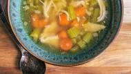 Resep Sup Ayam untuk Flu, Begini Cara Membuatnya