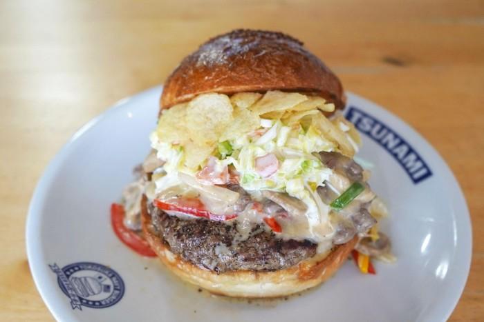 Restoran di Jepang Ini Bikin Burger Bertema Joe Biden yang Hits