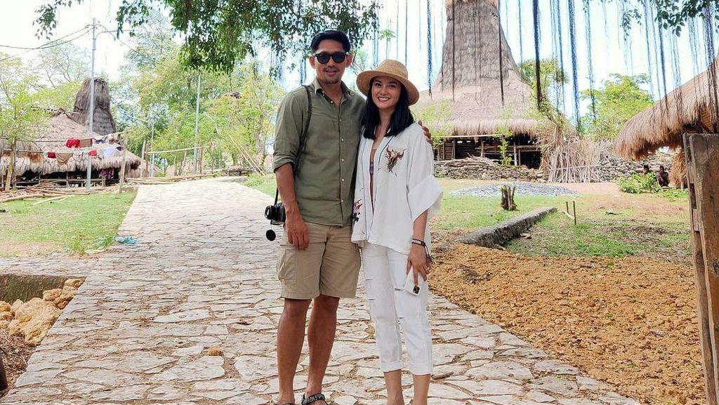 Foto: Momen Romantis Ririn Ekawati & Ibnu Jamil, Beneran Mesra atau Gimmick?